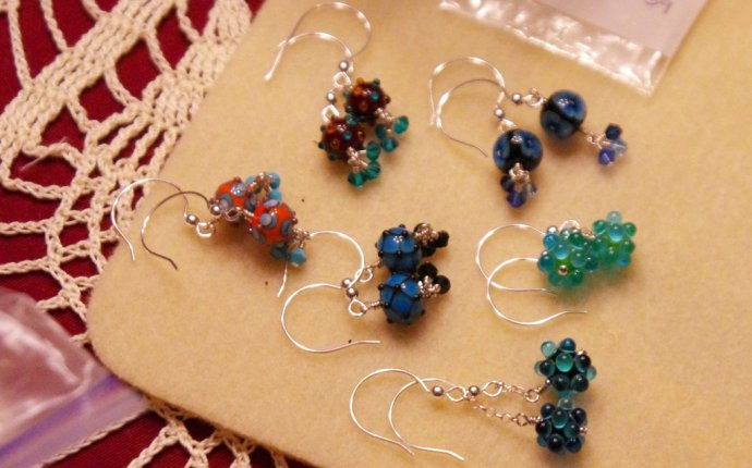 Earring Making At Home - Earrings Collection