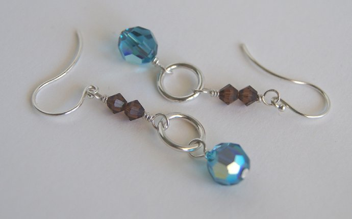 Featured Handmade Earrings - Fearless | Circles Of Inspiration