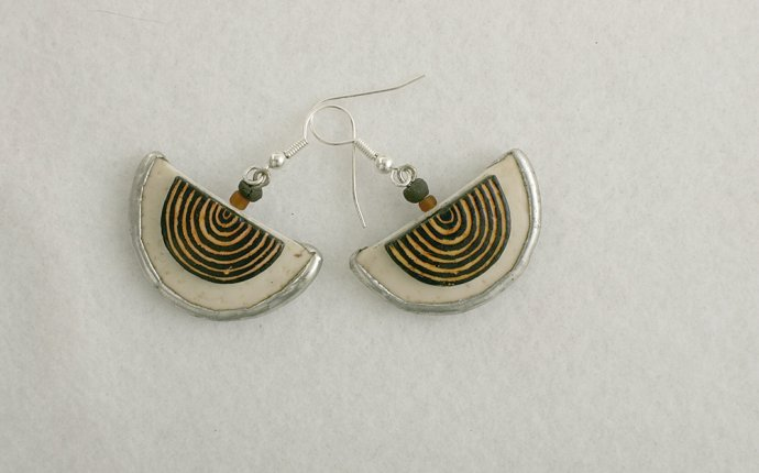 Handmade African Earrings -THe African Collection