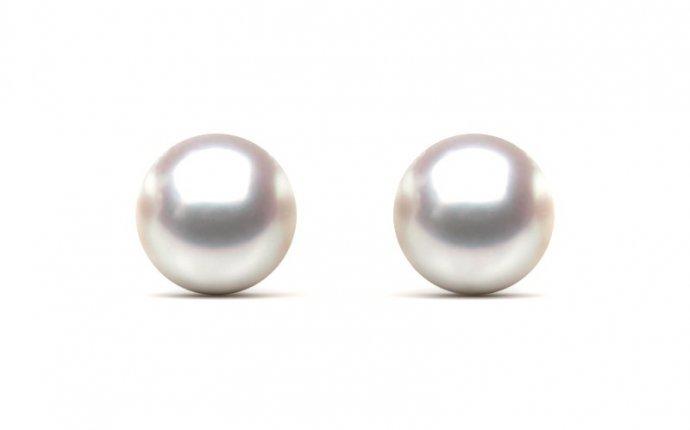 Japanese Akoya Cultured Pearl Earrings - AmericanPearl
