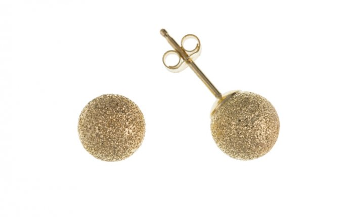 Large Gold Stud Earrings Uk - Earrings Ideas
