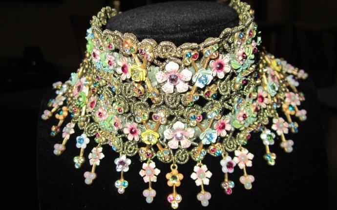 Michal Negrin Jewelry | Michal Negrin Jewelry Clip On Flowers