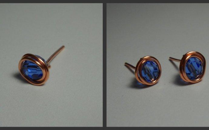 Simple Wire Earrings - Facbooik.com