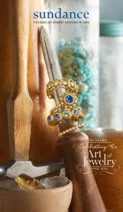 20th Anniversary Jewelry Catalog Cover
