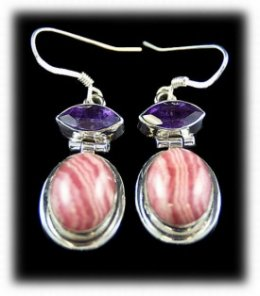 Gemstone Jewelry - Gemstone Earrings