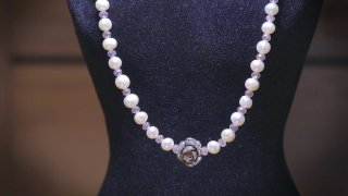 Handmade Freshwater PEARL Jewelry to Fight Human Trafficking project video thumbnail