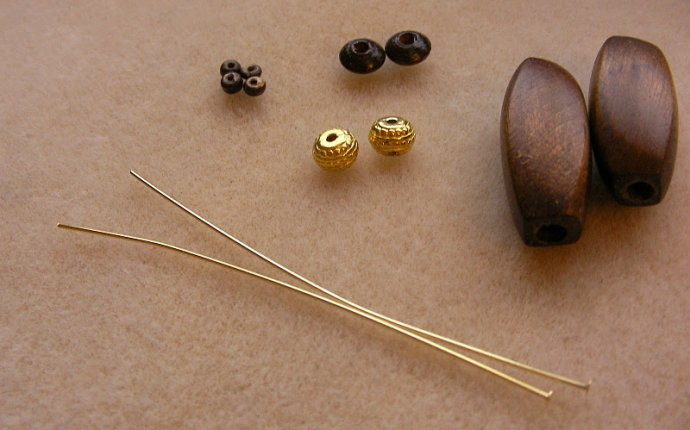Earrings how to make?