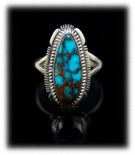Navajo Indian Handcrafted Silver Rings