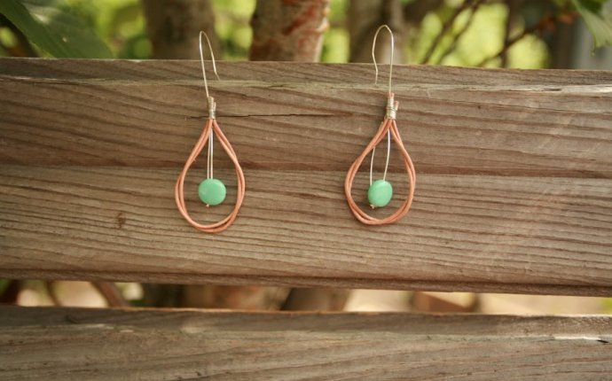 simple earrings to make